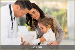 Columbia Gorge Family Medicine | Acute Care