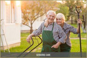 Columbia Gorge Family Medicine   Geriatric Care