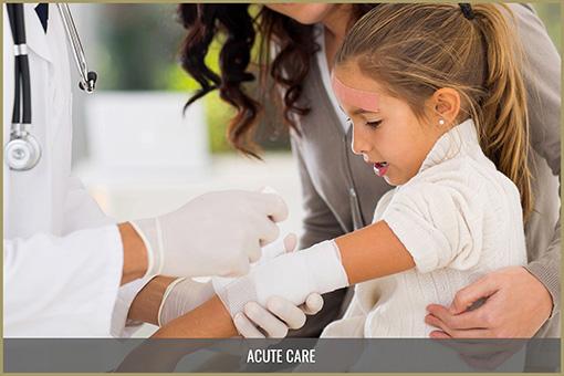 Columbia Gorge Family Medicine | Acute Care