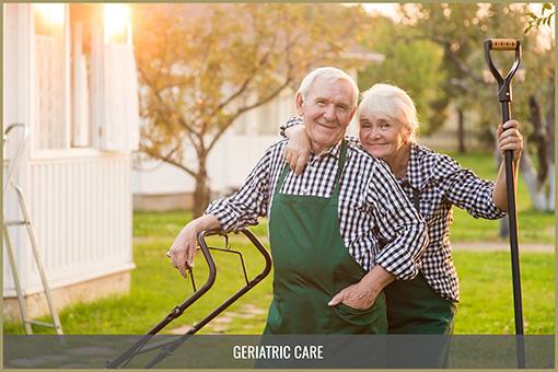 Columbia Gorge Family Medicine | Geriatric Care